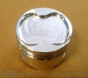 Arias 7MGTE Piston Set