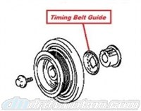 1JZ/2JZ Timing Belt Guide
