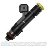 1700cc Bosch Fuel Injectors, High Impedance, With Clips