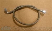 Single Turbo Oil Feed Hose