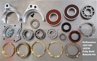 FULLY BUILT JZX100/JZZ30 R154 Transmission Upgrade/Rebuild Kit