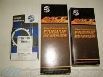 ACL 3SGTE Race Bearing Set