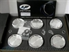 CP Piston Set for 2JZ-GTE 1mm Oversize