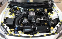 Scion FR-S (GT86) Engine Bay Dress Up Bolt Kit