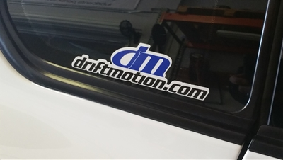 Driftmotion Sticker