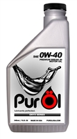 PurÖl SAE 40 Break-In Oil