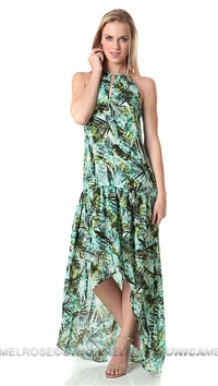 Parker Amazonia Kansas High Low Dress