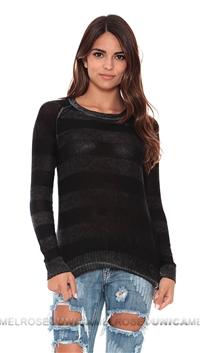 Line Black Bellihopper Sweater