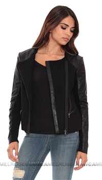 Line Black Clifton Jacket