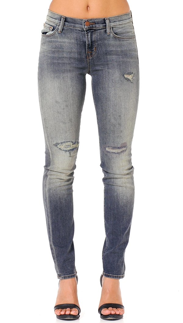 Mid-Rise Jeans J Brand QKW9C