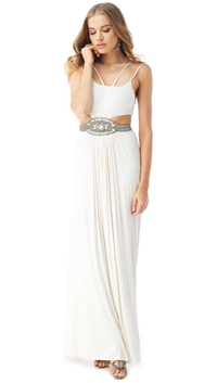 Sky Bone 'Uatchit' Maxi Dress
