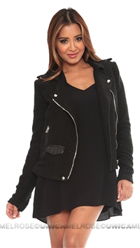 Iro Black Bradley Jacket