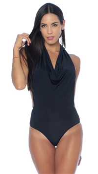 Abyss By Abby Black 'Brooke' Body Suit