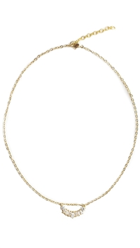 Five And Two Gold 'Lake' Choker