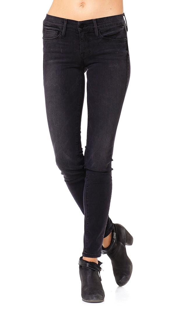 Frame Denim Knightrider Le Skinny Satine Jeans