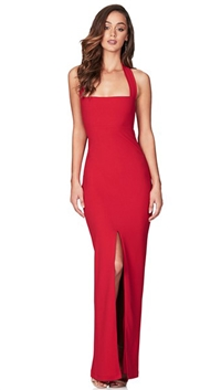 Nookie Red 'Boulevarde' Gown
