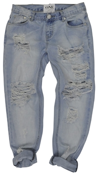 One Teaspoon Wilde Awesome Baggies Jeans