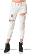 One Teaspoon Frost Freebird Jeans