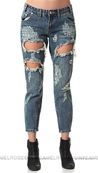 One Teaspoon Brave Freebird Jeans