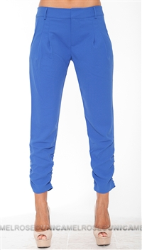 Parker NY Marlin Blue Devlin Pants