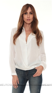 Lovers + Friends White Blouse