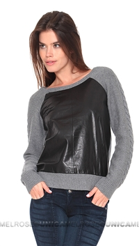 Townsen Grey Evergreen Sweater