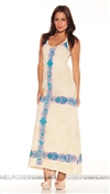 Chaser TieDie Long Dress