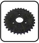 Ryan 521582 R.H Drive Sprocket Old Style