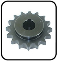 RYA-841261 TOP DRIVE SPROCKET 16-TEETH 3/4IN ID FITS ALL NEW AERATORS