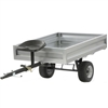 BCS Utility Trailer W/Curved Coupler