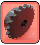 Bluebird Aerator Parts, #539000302  Front Wheel Sprocket. Fits 424, B424, H424, 530, B530, H530 & Husq. AR19