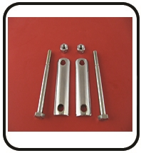 #2- Lower Handle Bolts, Nuts & Brace kit