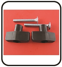 #5 (2-Pack) Handle Knob W Bolts.