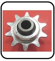 RYA-548960 IDLER SPROCKET FITS ALL RYA LA-IV & LA-V