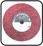 "12"" x 1"" x 7/8"" Ruby Wheel (30 Grit)"