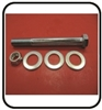 #7-Wheel Bolt Kit Fits Single Wheel Velke