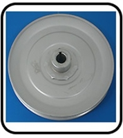 RYA-521609 Large Drive Pulley 9in x3/4 Id Fits All Ryan Aerators LA-4/5 Old And New Style.