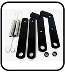 Ryan Aerator Parts # 547707  Link Kit For Older Ryan Aerator