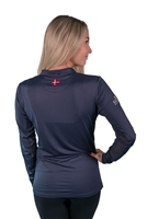 Kastel Charlotte Signature Collection Navy with Navy Trim