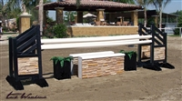 GRAND PRIX HORSE JUMPS (Set of 8)