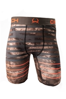"Cinch Men's 9"" Boxer-Briefs"