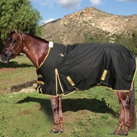 Equisential 600D Winter Turnout Blanket
