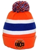 The 47 Brand Breakaway New York Knicks Orange Beanie