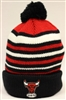 The 47 Brand Incline Chicago Bulls Pom Cuff Beanie