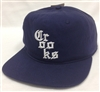 Crooks & Castles Stacker Navy Snapback