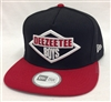 New Era Dissizit! Deezeetee Boys Black & Red Snapback