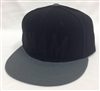 In4mation In4m Snapback 2 Tone Black Gray