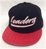 New Era Leaders Varsity Black & Red Strapback