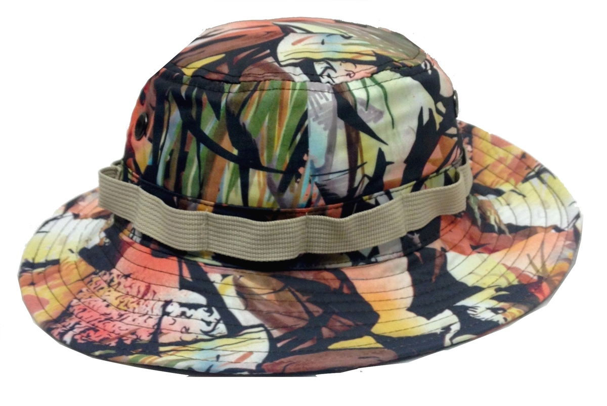 LRG Lifted Research Group Yew Guy Boonie Bucket Hat bc4a616c94d