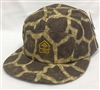 LRG Savages 5 Panel Snapback Giraffe Print